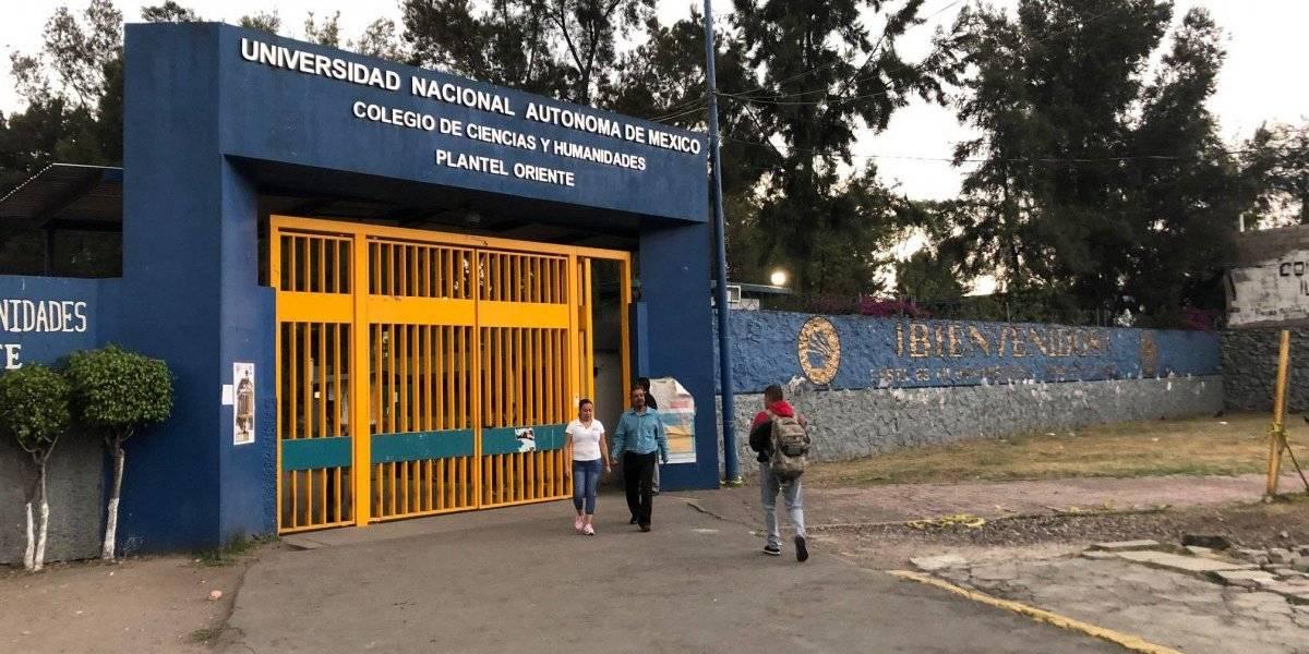 CCH Oriente regresa a clases tras peritajes por muerte de Aideé