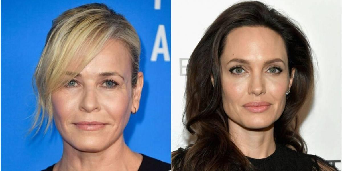 Chelsea Handler se retrata após duras críticas a Angelina Jolie