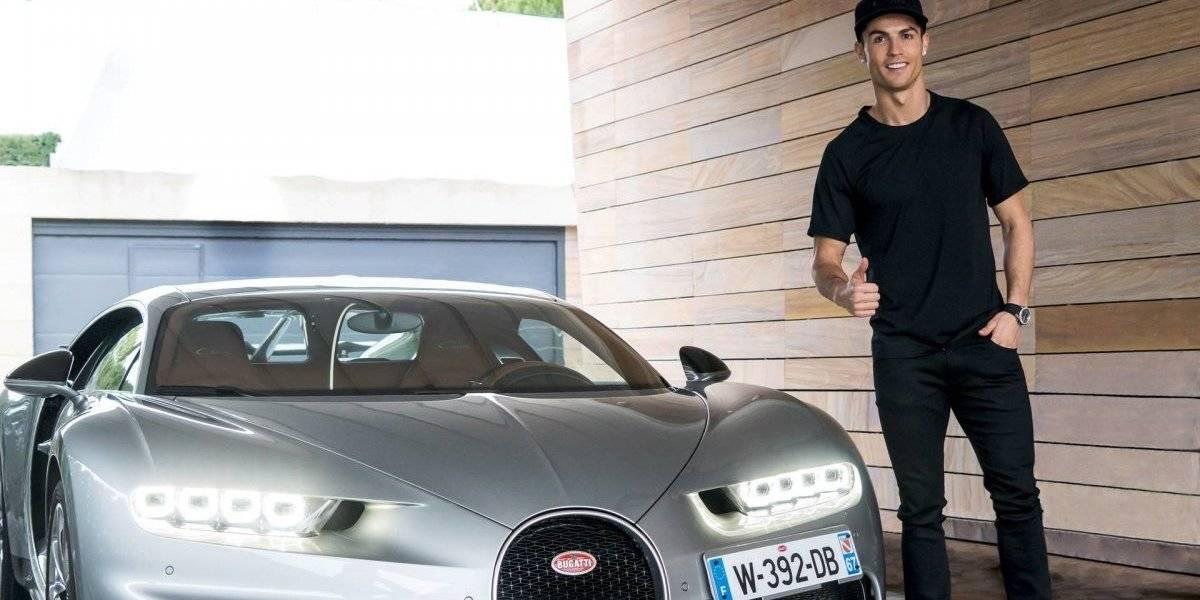 Cristiano Ronaldo teria comprado o carro mais caro do mundo, segundo imprensa espanhola