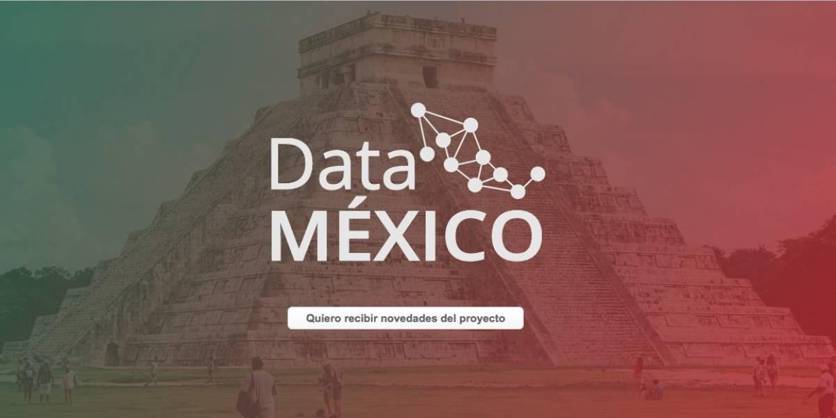 Data México, la plataforma para conocer la economía del país