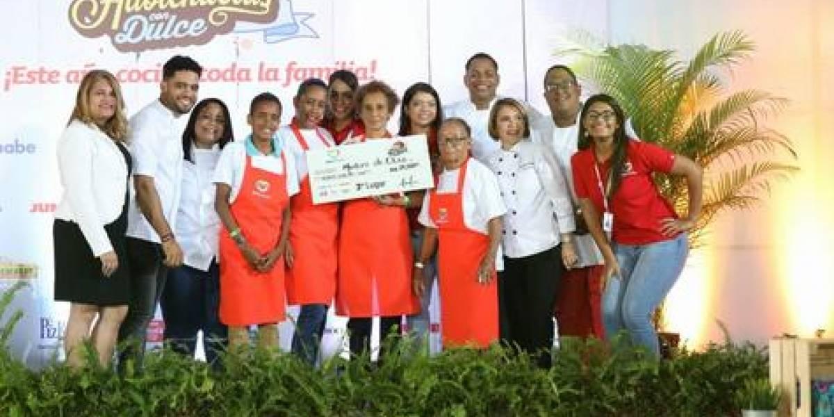 #TeVimosEn: Eligen las mejores Habichuelas con Dulce de Santo Domingo Este