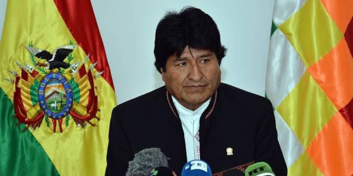 Evo Morales se pronuncia sobre el supuesto golpe de Estado en Venezuela