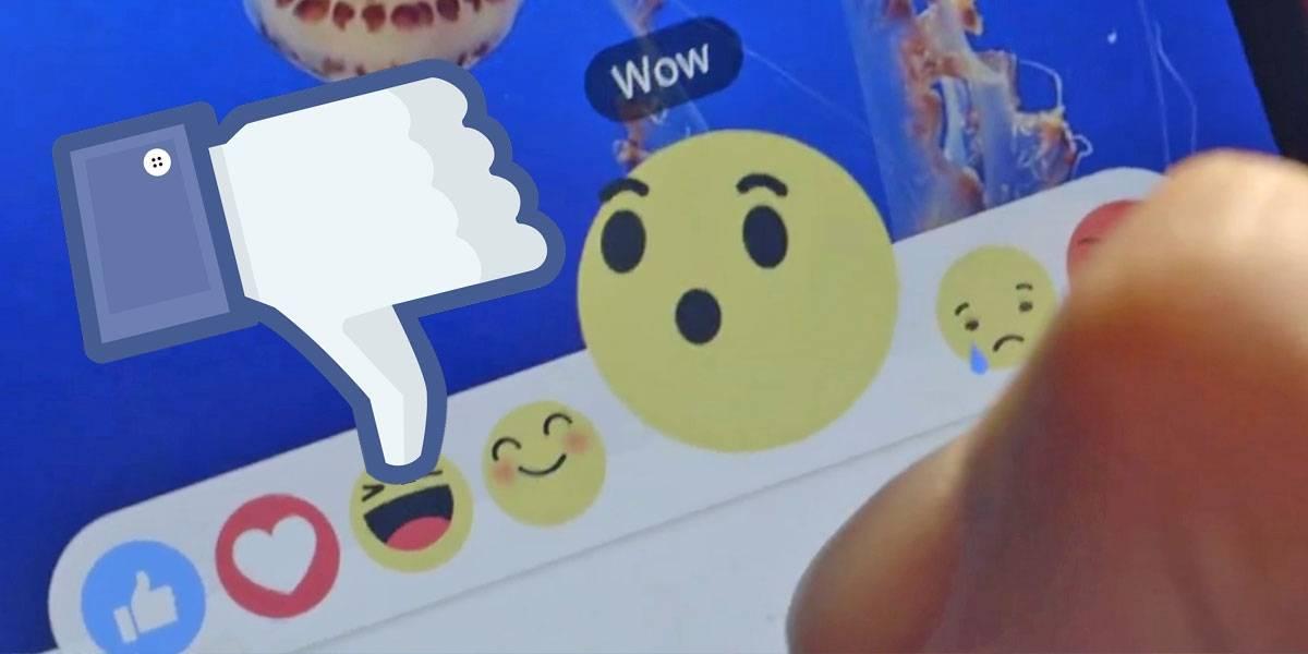 Razones por las que la gente abandona Facebook