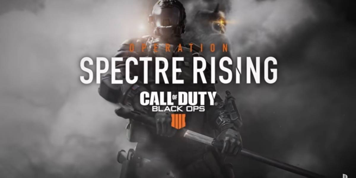 Call of Duty: Black Ops 4 - Trailer de Operation Spectre Rising