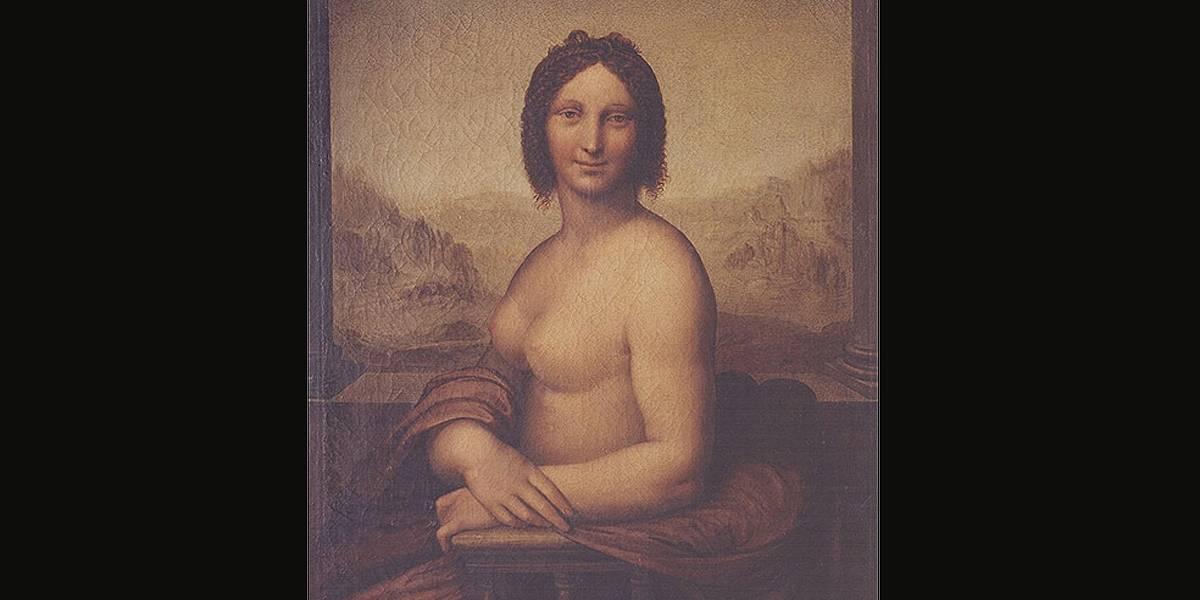 'Mona Lisa nua' pode ser obra de Leonardo Da Vinci