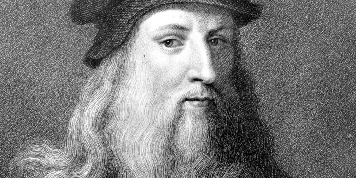 Rastrearán el ADN de Leonardo Da Vinci tras encontrar mechón de su cabello