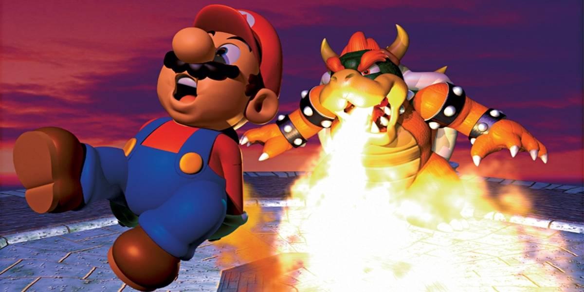 Charles Martinet le pone fin al debate de Super Mario 64, reveló lo que dice Mario cuando lanza a Bowser de la plataforma