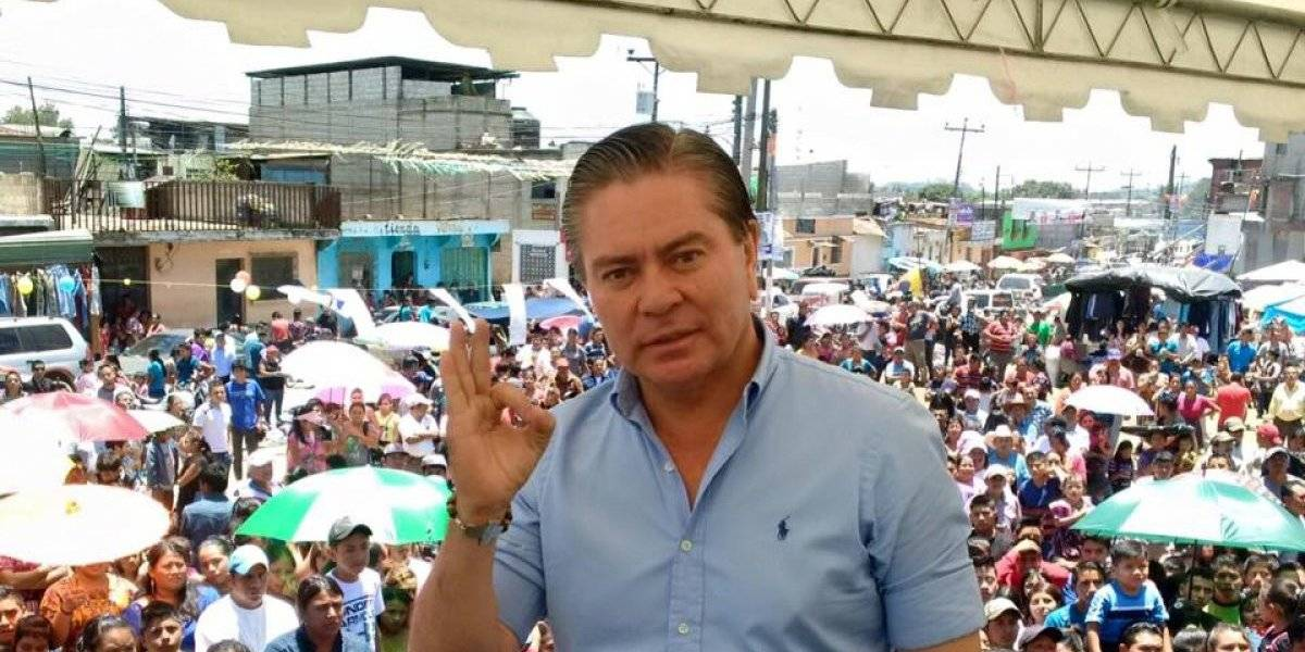 Ministerio de Gobernación protegió Mario Estrada antes de su captura