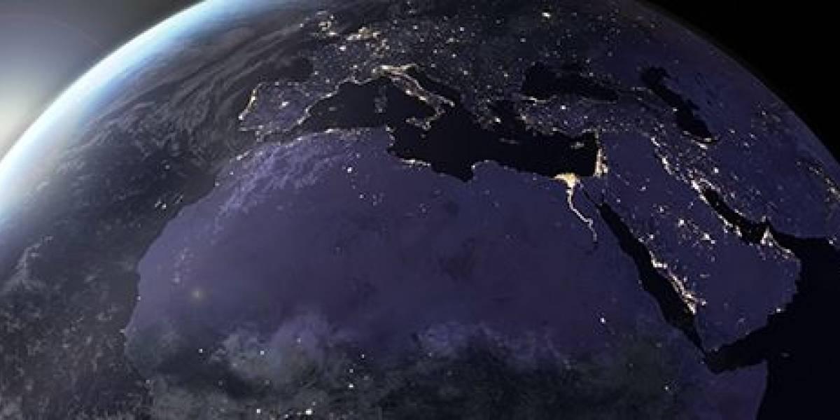 As imagens espetaculares divulgadas pelo observatório 'Earth' da NASA