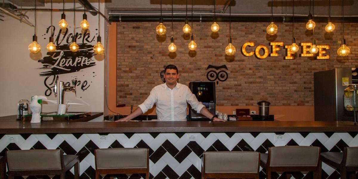 Owlo Space, el coworking colombiano con proyección internacional