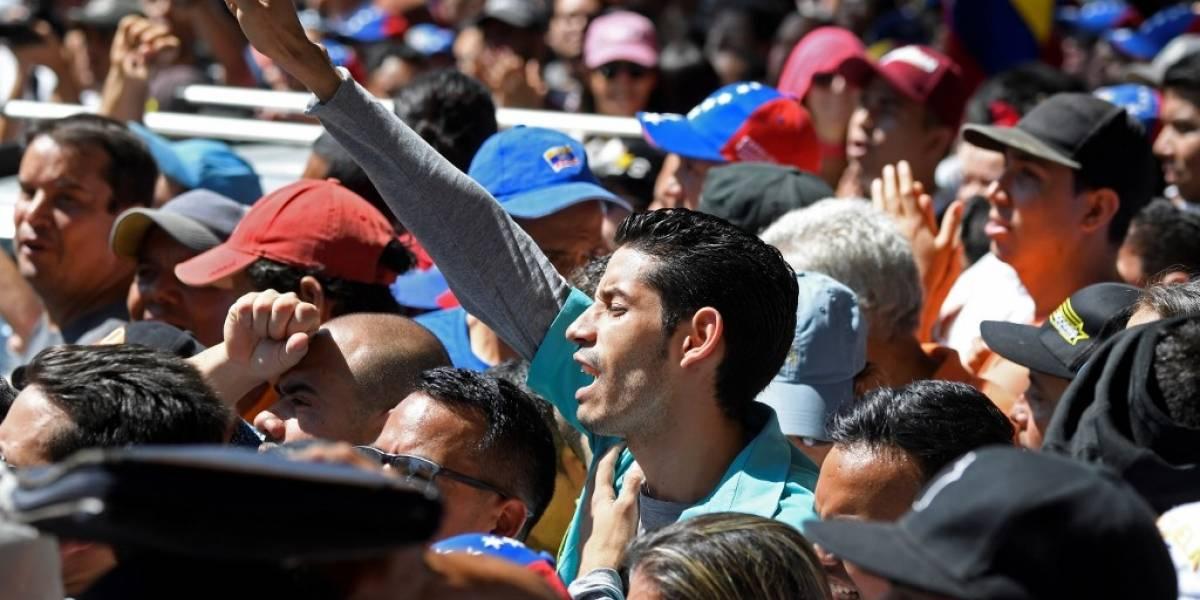 """Rusia acusa a la oposición de """"alimentar"""" el conflicto en Venezuela"""
