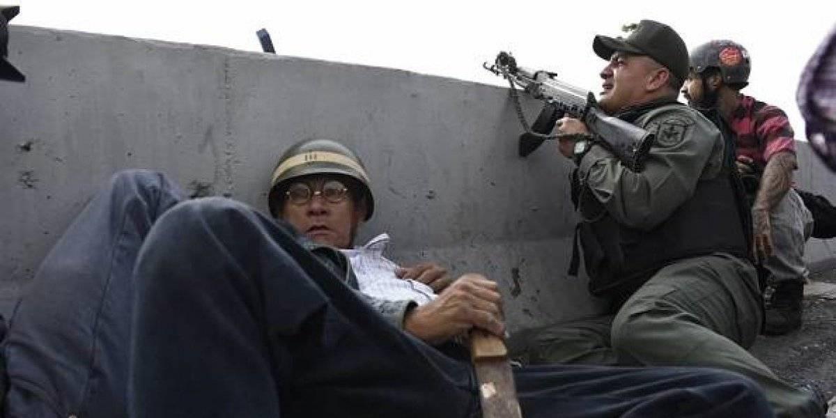 Venezuela: Así se diferencian los militares que apoyan a Guaidó