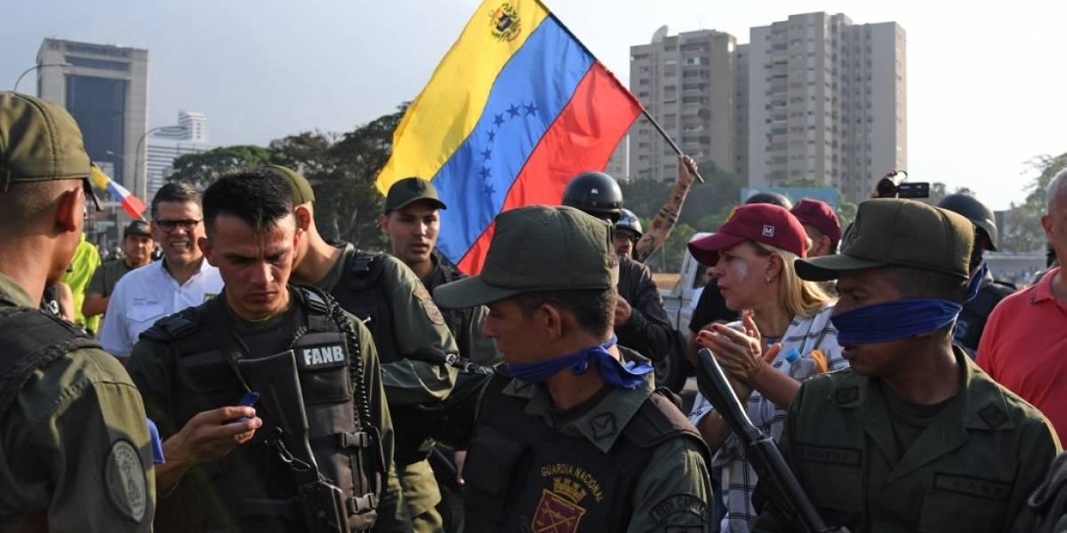Así reaccionaron los líderes mundiales al levantamiento militar en Venezuela