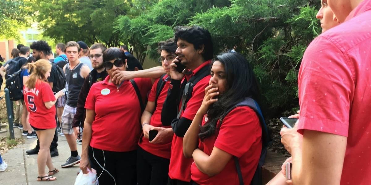 Reportan tiroteo en Universidad de Carolina del Norte