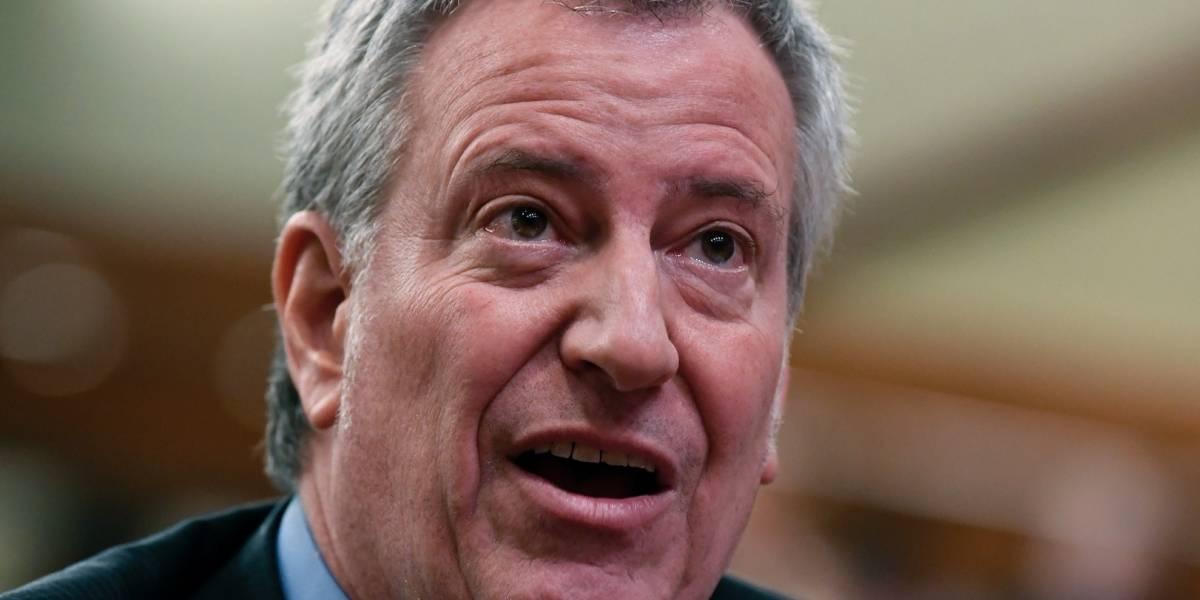 Alcalde de NYC anuncia su candidatura a la presidencia de EE. UU.
