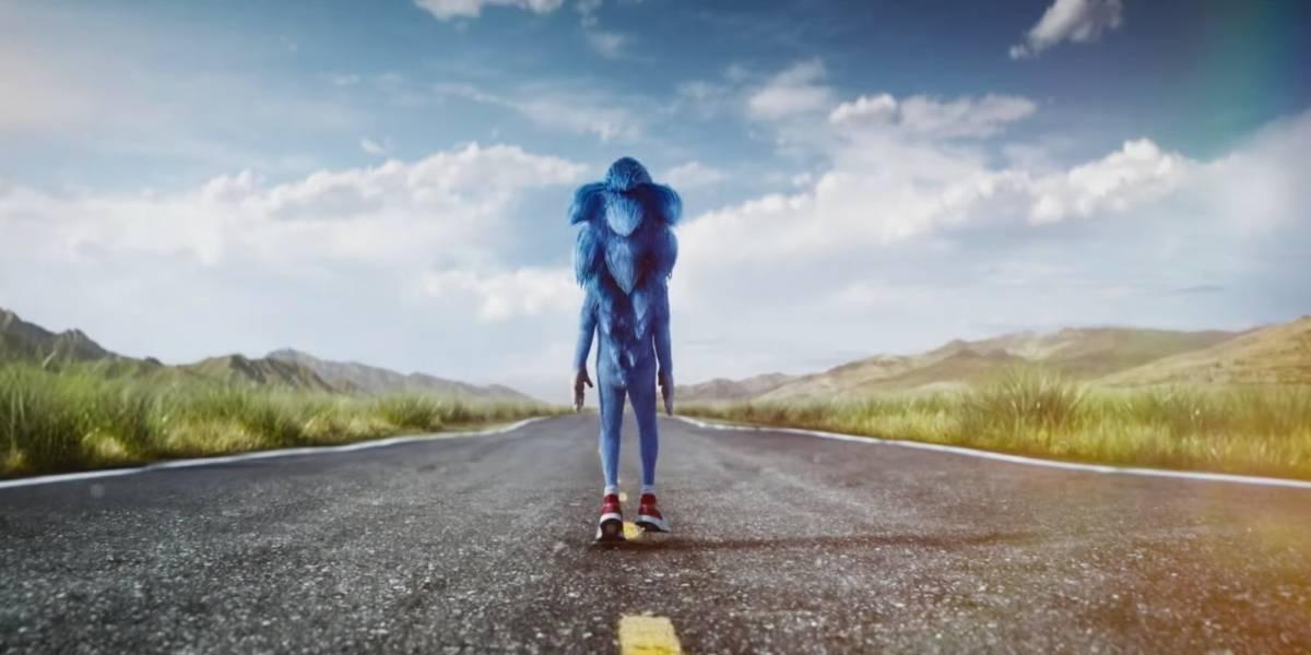 'Sonic - O Filme' ganha primeiro trailer; assista