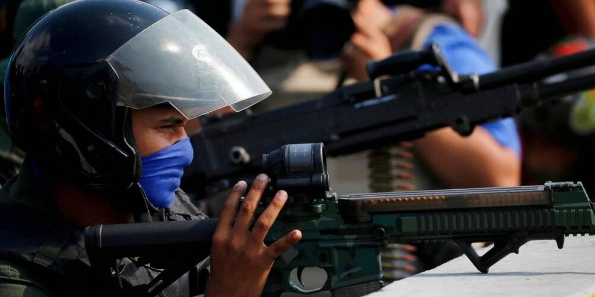 Denuncian bloqueo de internet en Venezuela