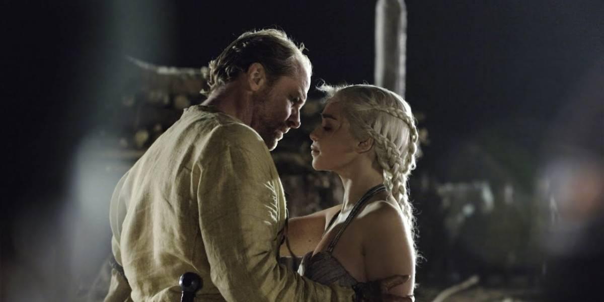 """Ser Jorah Mormont y su gran anhelo frustrado en GOT: """"Hacer el amor con Daenerys"""""""