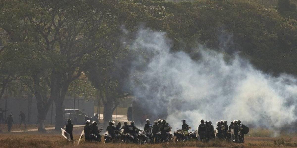 Preocupa a México escalada de violencia en Venezuela: SRE