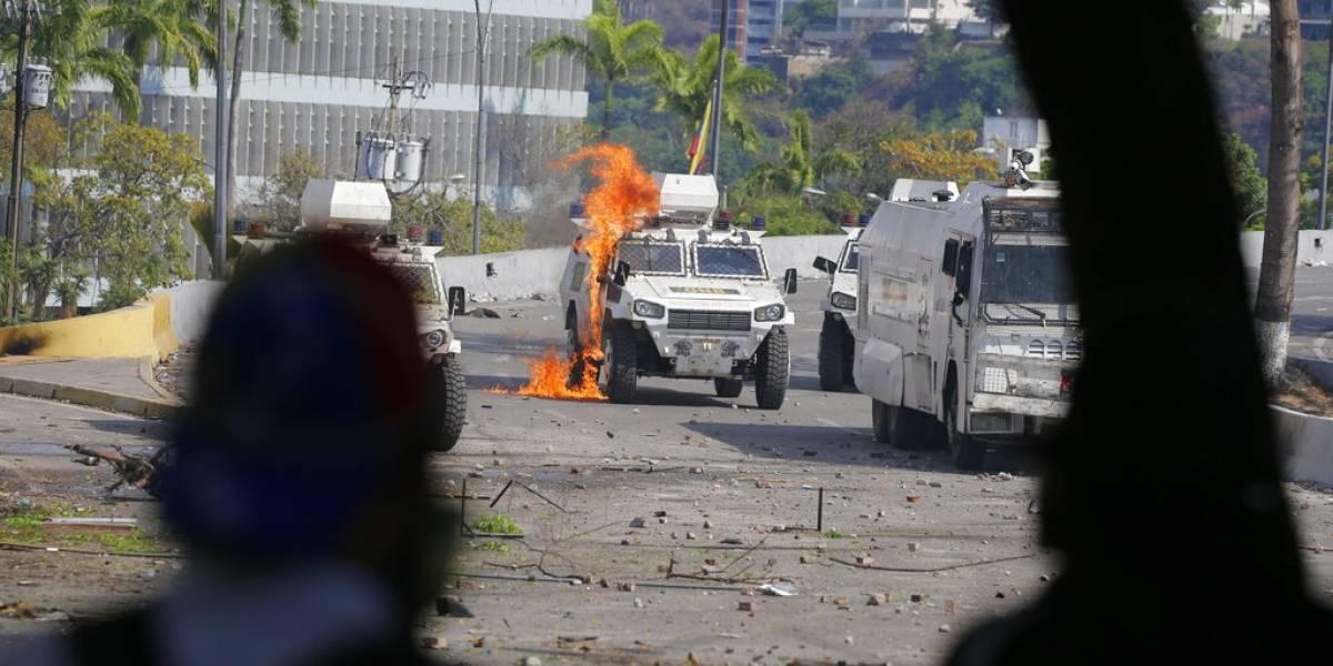 Acusan censura: denuncian bloqueos de servicios de internet tras nueva jornada de protestas en Venezuela