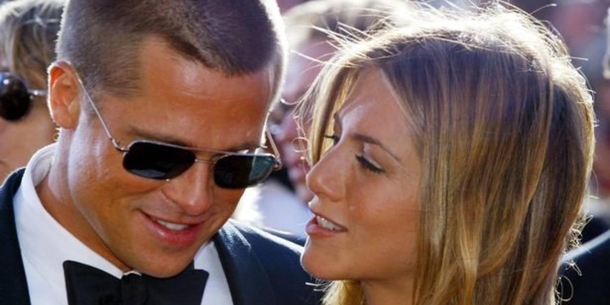 Revelan regalo de $79 millones que le dio Brad Pitt a Jennifer Aniston