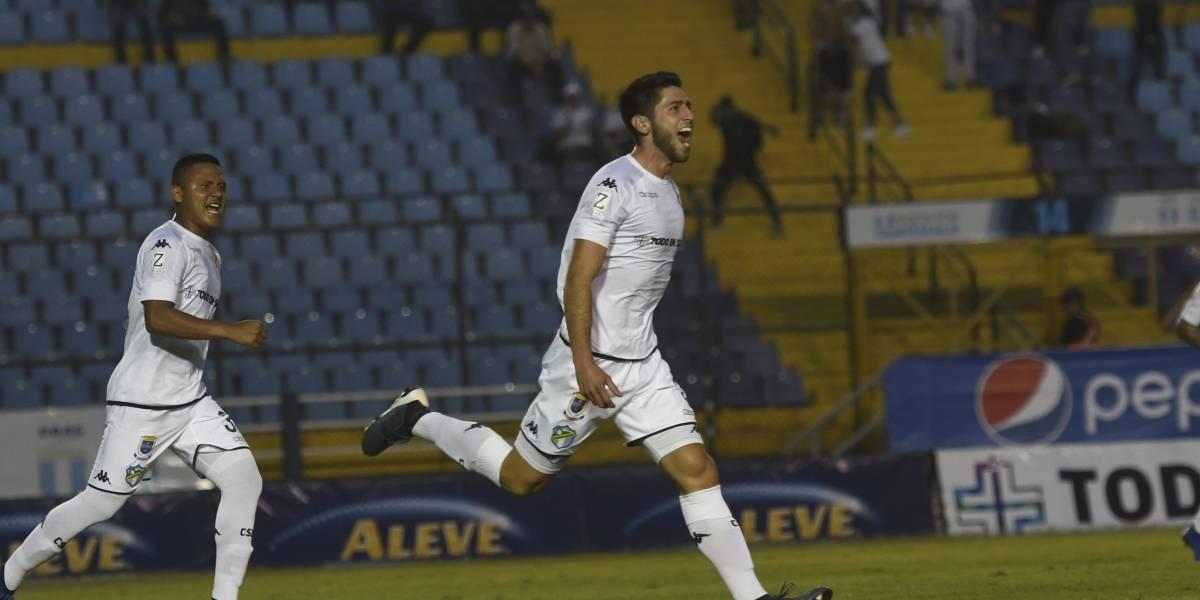 Comunicaciones golea a Petapa y ahora aspira a semifinales