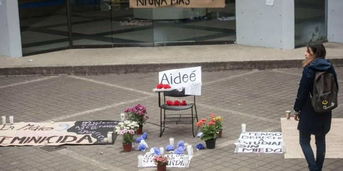 Bala perdida, posible causa de la muerte de Aideé Mendoza
