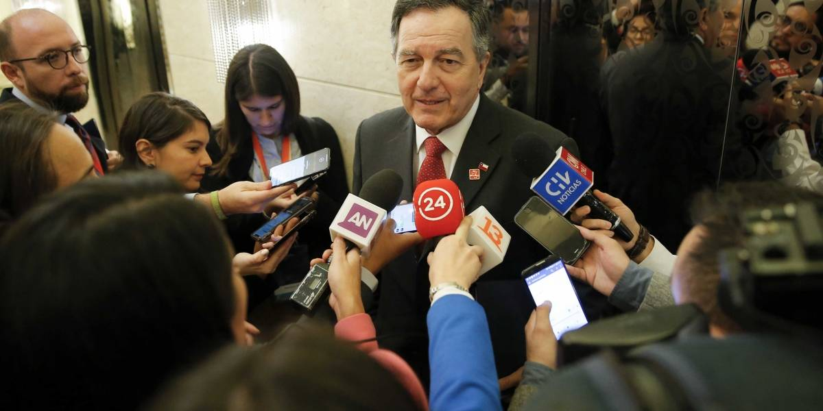Cancillería tomó contacto con España y Reino Unido por crisis venezolana