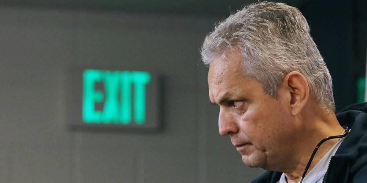 """Está todo tranquilo"": Reinaldo Rueda confirmó que se reunió con Claudio Bravo"