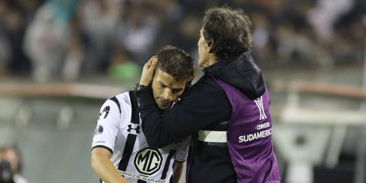 Delfin y Nico Castillo incluídos: las tocadas de oreja que recibió Colo Colo por la eliminación en Sudamericana