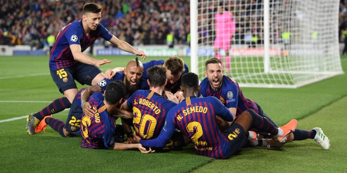Barcelona no sólo humilló al Liverpool, también hizo historia