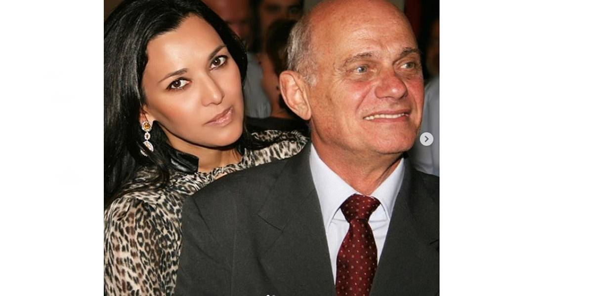 Viúva de Boechat relembra casamento em 1º aniversário sem o marido