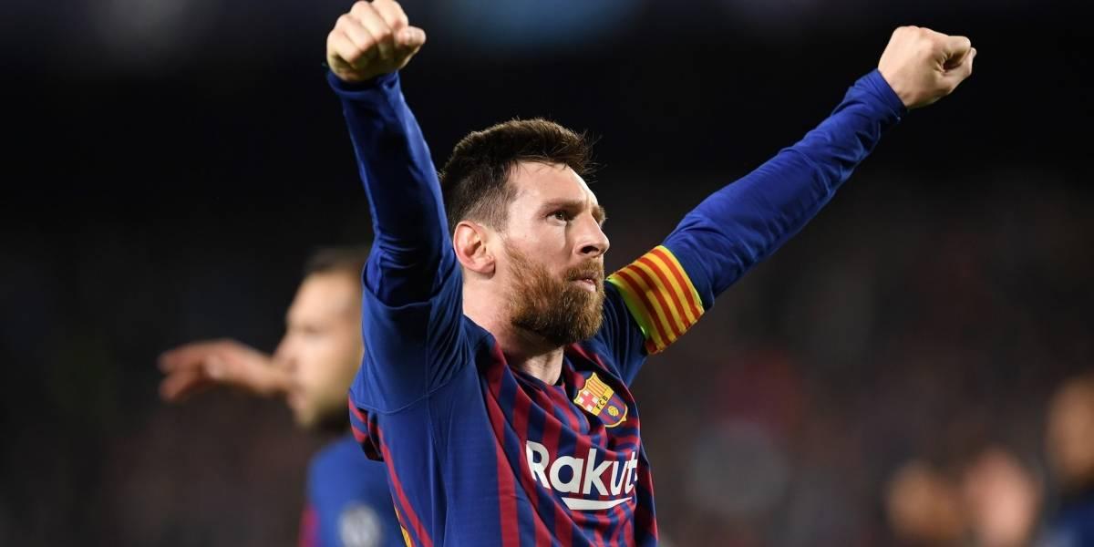 ¡Vivimos en tiempos de Messi! Lionel va camino al triplete y a recuperar el trono