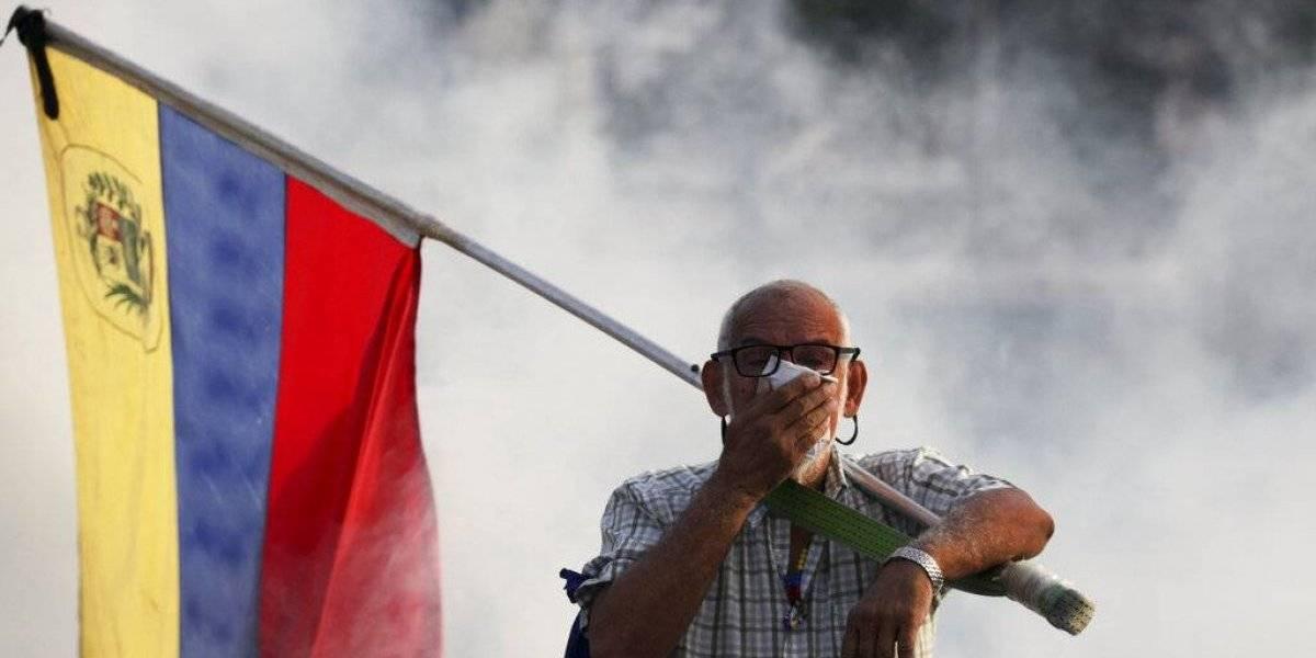 Disponible fuerza militar de EE. UU. para intervenir en Venezuela