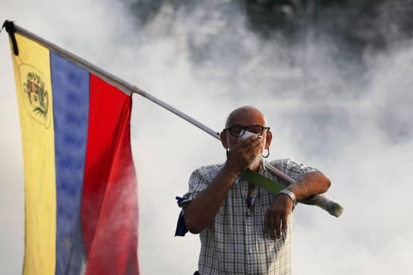 Trump reiteró su respaldo a Venezuela en su