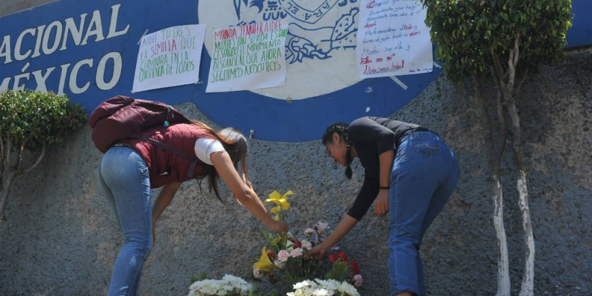 Tras asesinato de Aideé, CCH publica manual de prevención y seguridad