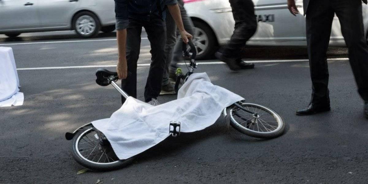 """Conductores ven a los ciclistas como """"menos humanos"""", revela encuesta"""