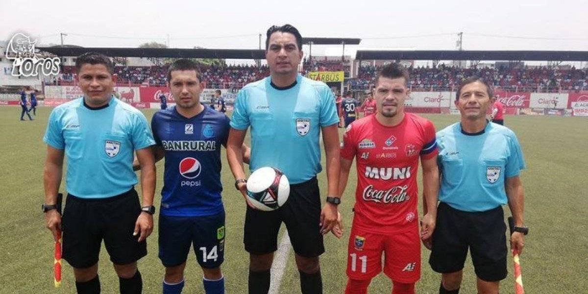 Malacateco con importante victoria ante Municipal