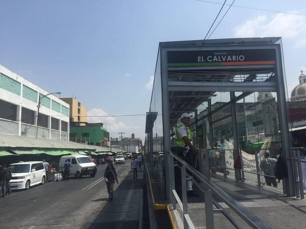 Modifican rutas del Transmetro por paso de marcha del Día del Trabajo