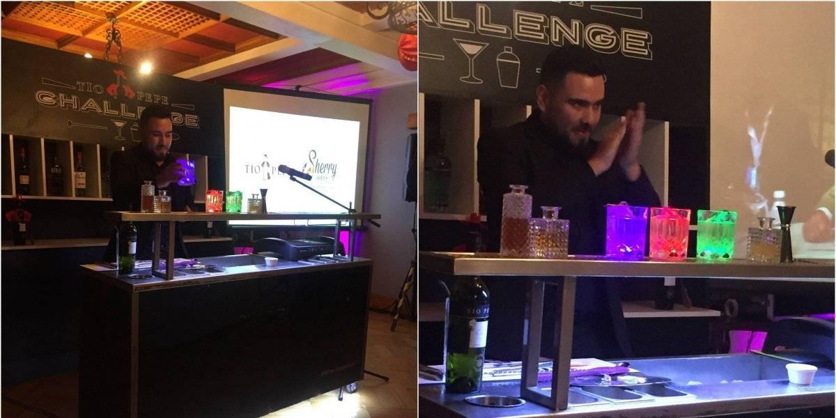 Ágata es el trago con que Chile participará en competencia internacional de coctelería con base en vinos de jerez