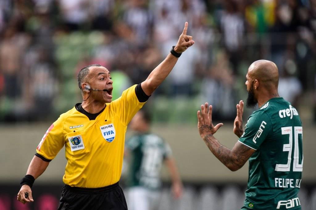 El brasileño Wilton Sampaio será el árbitro en el choque entre Godoy Cruz y Universidad de Concepción / Foto: Getty Images