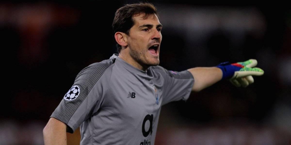 ¿Iker Casillas se retirará del futbol tras sufrir infarto?