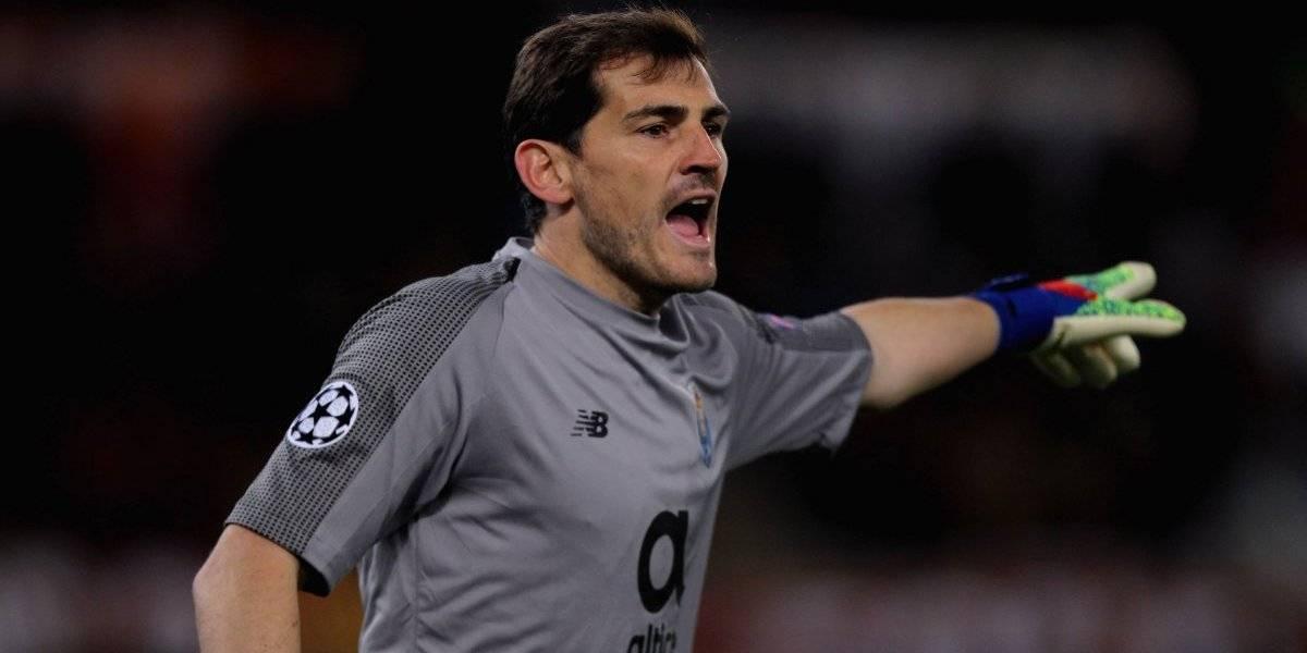 Iker Casillas es hospitalizado de emergencia tras sufrir un infarto