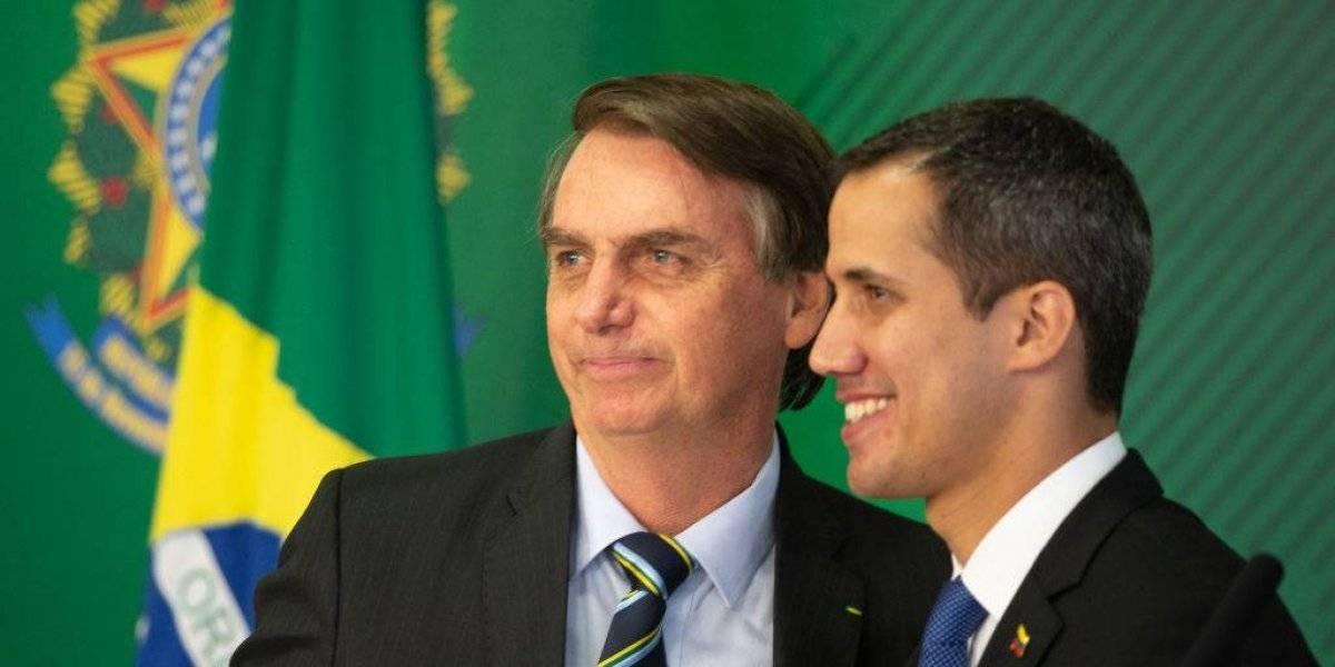 No han derrotado a Guaidó: Bolsonaro, presidente de Brasil