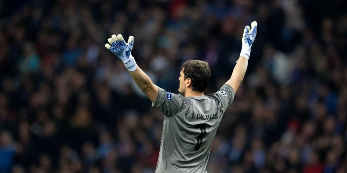 Claudio Bravo y el Real Madrid a la cabeza: El mundo del fútbol se estremece por la salud de Iker Casillas
