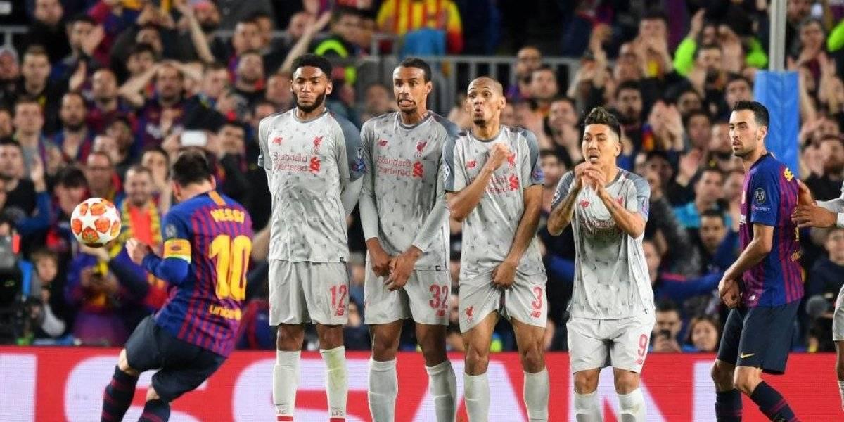 Gol 600 de Lionel Messi desata la locura