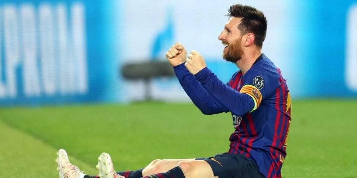 Lionel Messi sigue rompiendo récords y marcó su gol 600 con Barcelona
