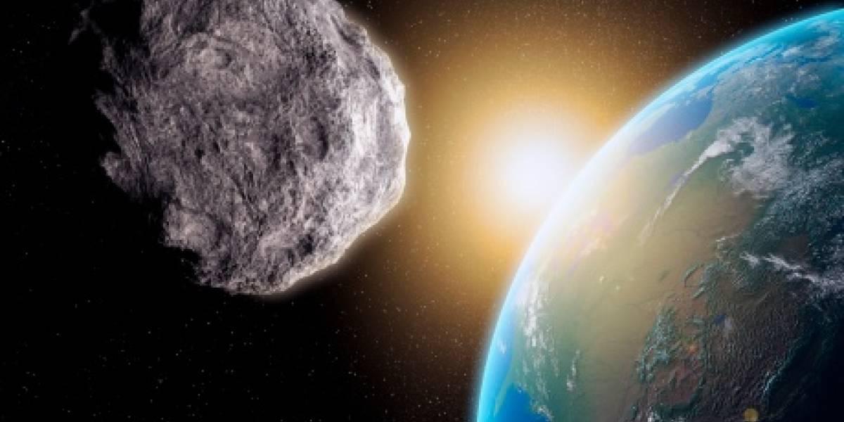 ¡Catastrófico! Ataque de asteroides podría golpear a la Tierra