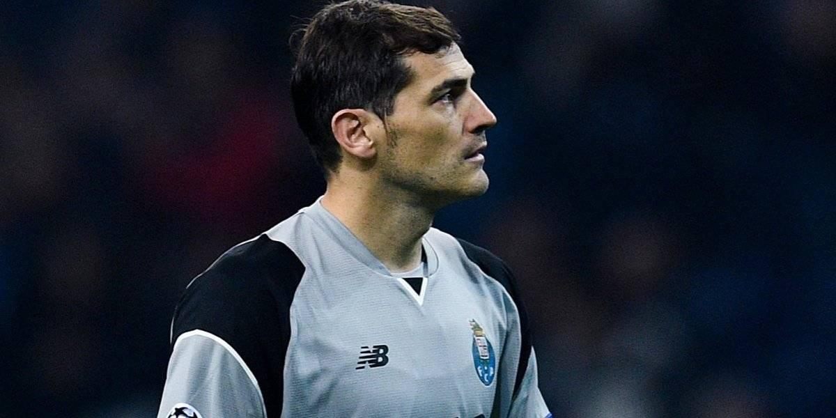 El mundo del deporte reacciona ante infarto que sufrió Iker Casillas