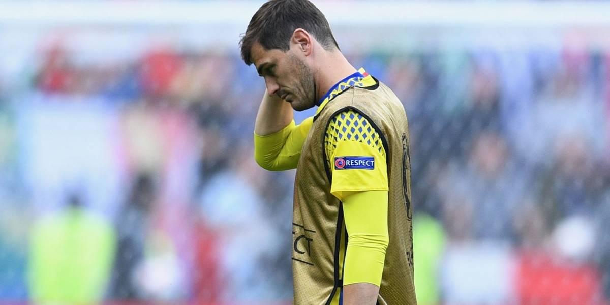 Informa Porto el verdadero estado de salud de Iker Casillas
